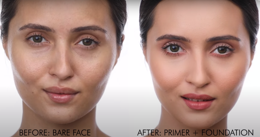 how to apply primer like a professional